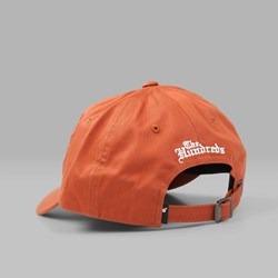 THE HUNDREDS 'ROSE HAT' 6 PANEL CAP FIELD TAN