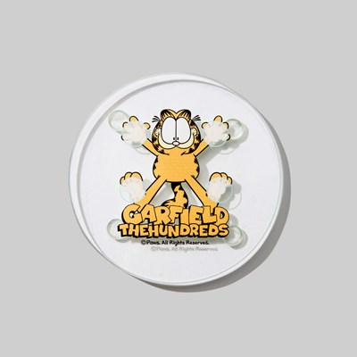 THE HUNDREDS X GARFIELD COASTER