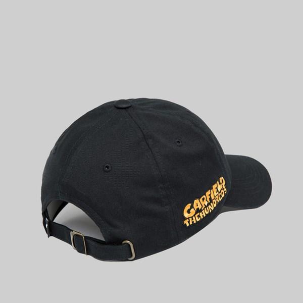 42787f83690 THE HUNDREDS X GARFIELD MOOD DAD HAT BLACK