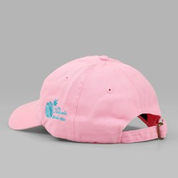 THE HUNDREDS x AARON KAI 'CELL' DAD CAP PINK