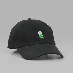THE HUNDREDS x AARON KAI 'MARY' DAD CAP BLACK