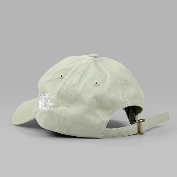 THE HUNDREDS x AARON KAI 'MARY' DAD CAP SAGE