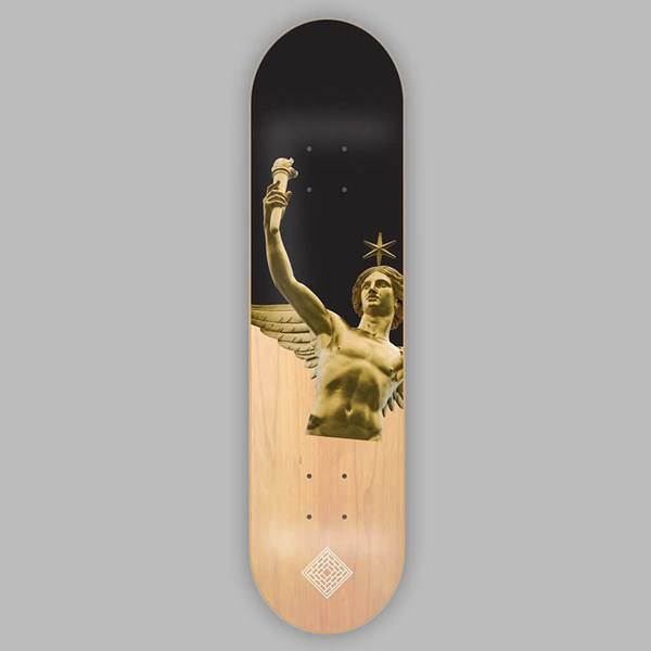 THE NATIONAL 'BASTILLE DEUX' DECK 8.125""