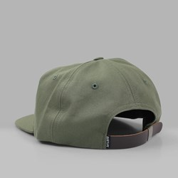 THE QUIET LIFE FIELD POLO HAT OLIVE