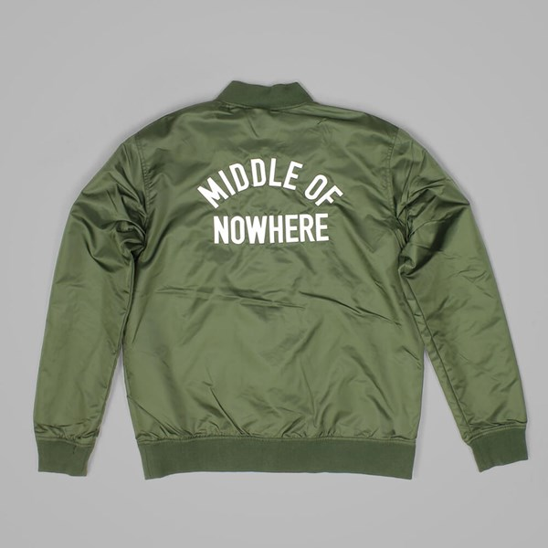 6646468ba0e THE QUIET LIFE MIDDLE OF NOWHERE JACKET ARMY