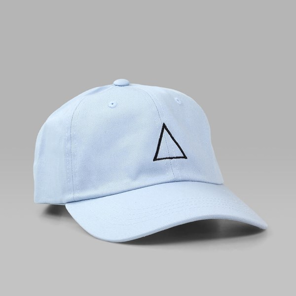THE QUIET LIFE X SAUCONY TRIANGLE DAD HAT LIGHT BLUE