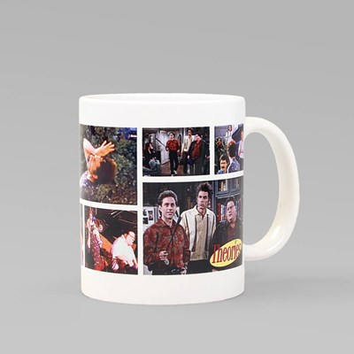 THEORIES MAGIC LOOGIE MUG WHITE