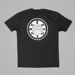 THEORIES OF ATLANTIS MORNING STAR TEE BLACK