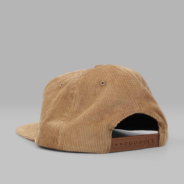 1e2e01e5560f THRASHER MAGAZINE LOGO CORDUROY CAP GOLD