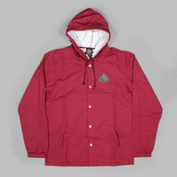 THRASHER NEW OATH JACKET CARDINAL