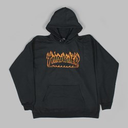 THRASHER RICHTER PO HOODY BLACK
