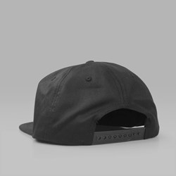 THRASHER TWO TONE MAGAZINE CAP BLACK RED