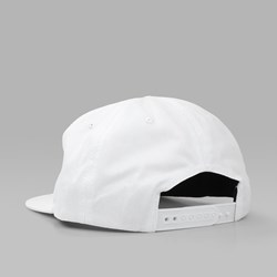 THRASHER TWO TONE MAGAZINE CAP WHITE RED