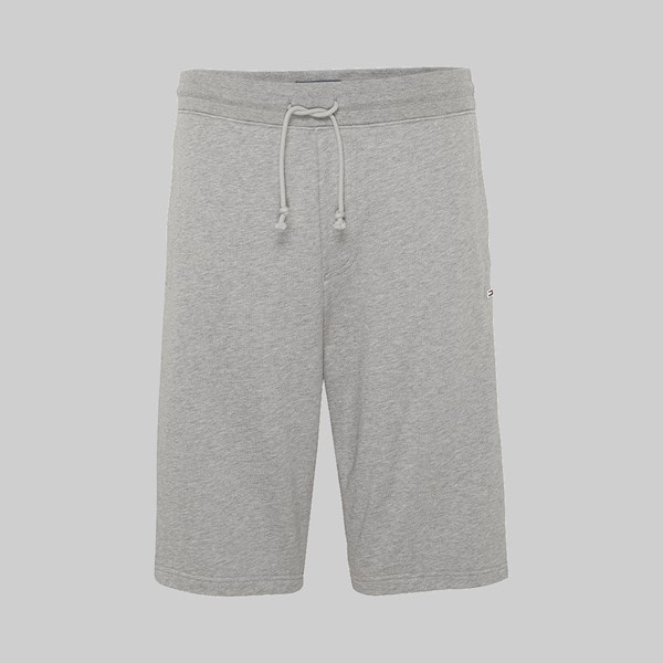 TOMMY JEANS CLASSICS SWEAT SHORT GREY HEATHER