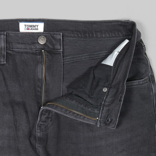 TOMMY JEANS MODERN TAPERED DENIM BLACK