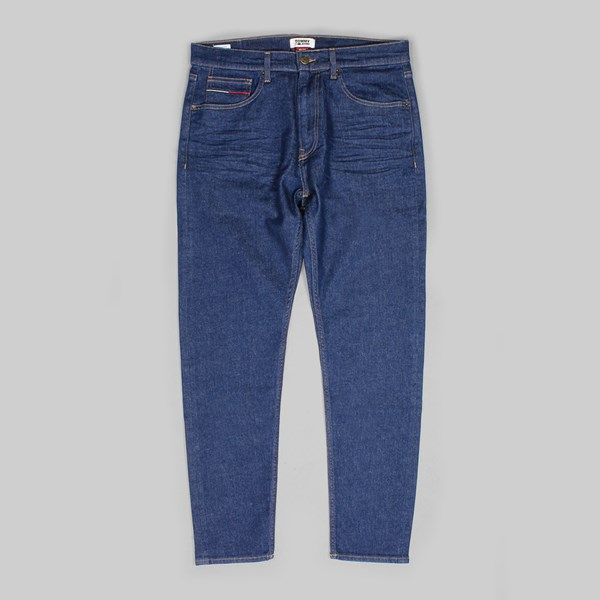 TOMMY JEANS MODERN TAPERED DENIM RINSE