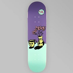 TRANSPORTATION UNIT COFFEE TALK DECK PURPLE 8.25""