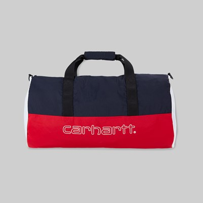CARHARTT TERRACE DUFFLE BAG CARDINAL DARK NAVY