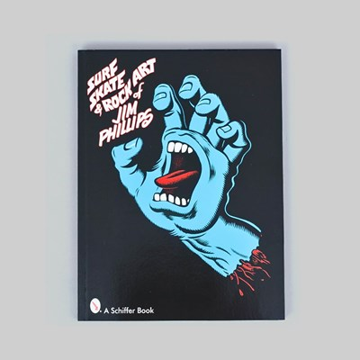 JIM PHILLIPS BOOK 'THE ART OF JIM PHILLIPS' BOOK