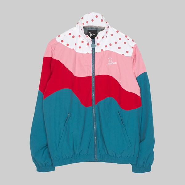 BY PARRA THE HILLS TRACK JACKET MULTI