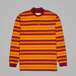 POLAR X TRES BIEN STRIPED LONG SLEEVE SPRITZ