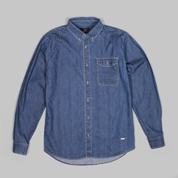 UCON ACROBATICS NEWTON SHIRT BLUE DENIM