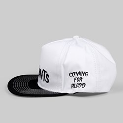 UXA Mutants Snapback White Black