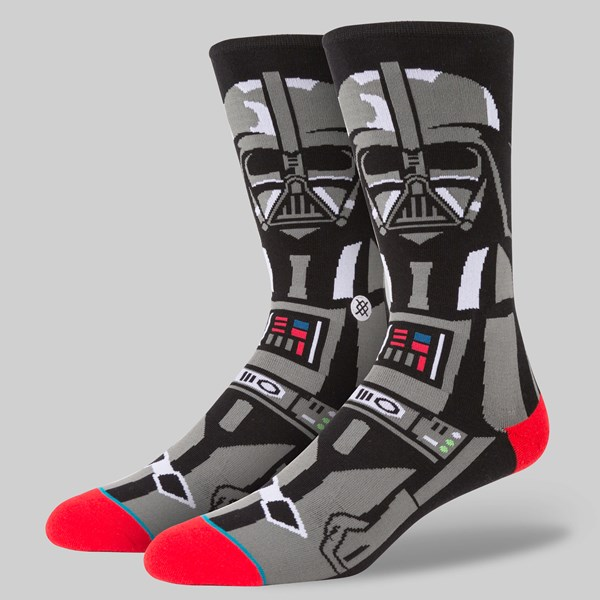 STANCE X STAR WARS VADER SOCKS BLACK