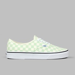 VANS AUTHENTIC CHECKERBOARD AMBROSIA CLASSIC WHITE