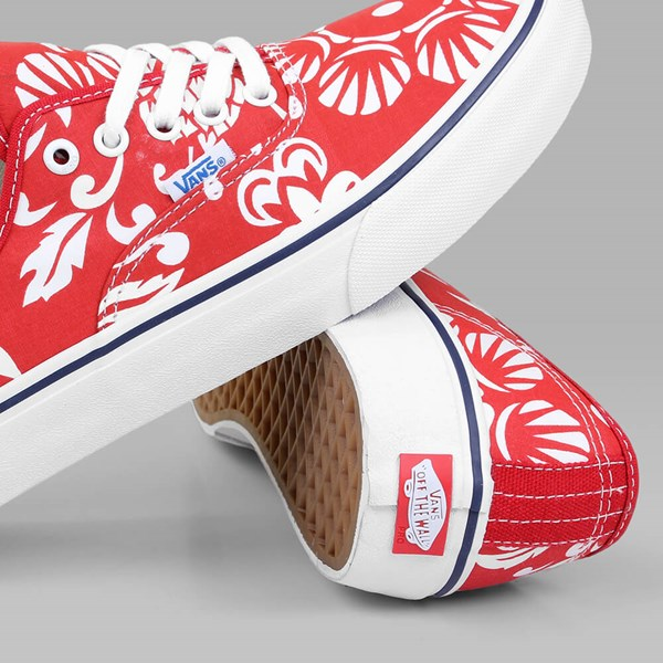 VANS Authentic Pro (50th) '66 Duke red white