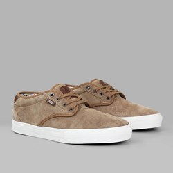 VANS CHIMA ESTATE PRO MOROCCAN TILE BROWN