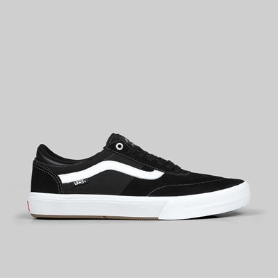 VANS GILBERT CROCKETT 2 PRO SUEDE BLACK WHITE