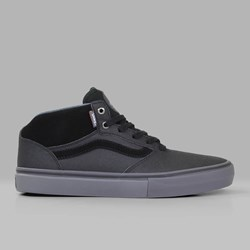 VANS GILBERT CROCKETT MID (X-TUFF) BLACK GREY