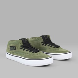 VANS HALF CAB PRO WINTER MOSS BLACK