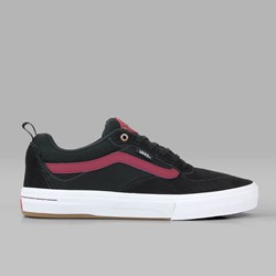 VANS KYLE WALKER PRO BLACK TIBETAN RED