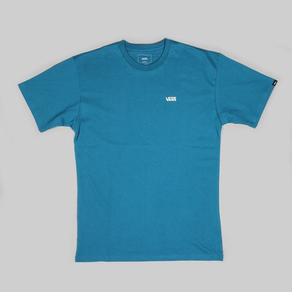 VANS LEFT CHEST LOGO TEE CORSIAR