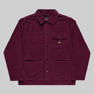 VANS MICRO DAZED CHORE JACKET PORT ROYALE