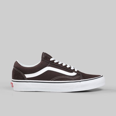 VANS OLD SKOOL CHOCOLATE TORTE TRUE WHITE