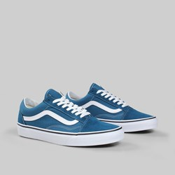 VANS OLD SKOOL CORSAIR TRUE WHITE