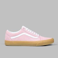 VANS OLD SKOOL DOUBLE LIGHT GUM CHALK PINK