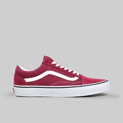 VANS OLD SKOOL DRY ROSE TRUE WHITE