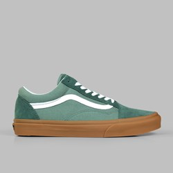 VANS OLD SKOOL DUCK GREEN GUM