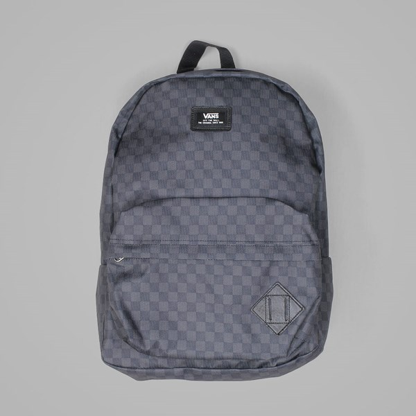 VANS OLD SKOOL II BACKPACK BLACK CHARCOAL