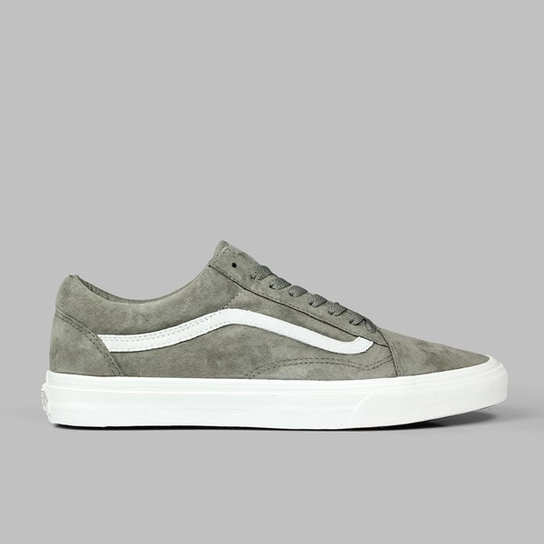 VANS OLD SKOOL PIG SUEDE FALLEN ROCK
