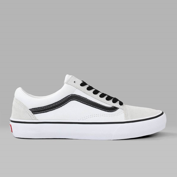 19609a0f5cd VANS OLD SKOOL PRO (50TH) 92  WHITE