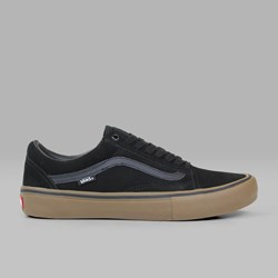 VANS OLD SKOOL PRO BLACK GUM GUM