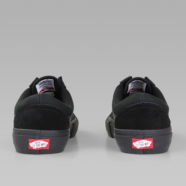 VANS PRO SKATE OLD SKOOL BLACKOUT