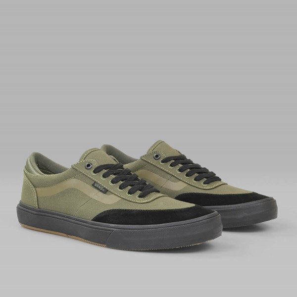aac3265046f VANS PRO SKATE GILBERT CROCKETT IVY GREEN