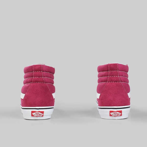 VANS SK8-HI DRY ROSE TRUE WHITE