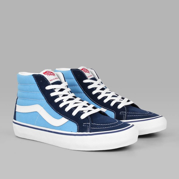 VANS SK8 HI REISSUE PRO (50TH) '86 NAVY WHITE